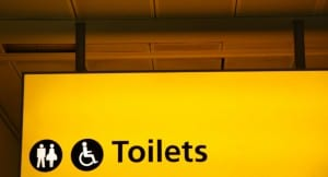 Travel toilets