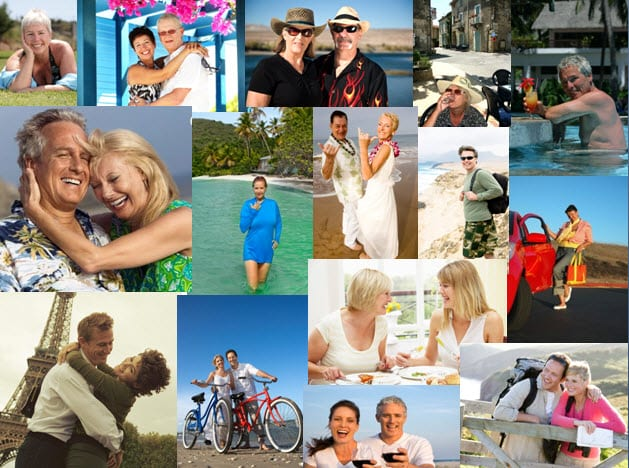 Senior Tourism travel Research