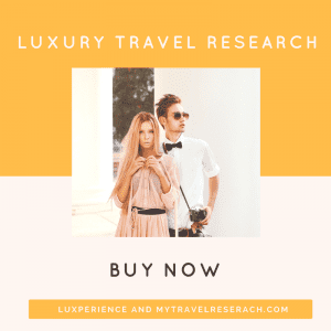 Luxury Travel Research