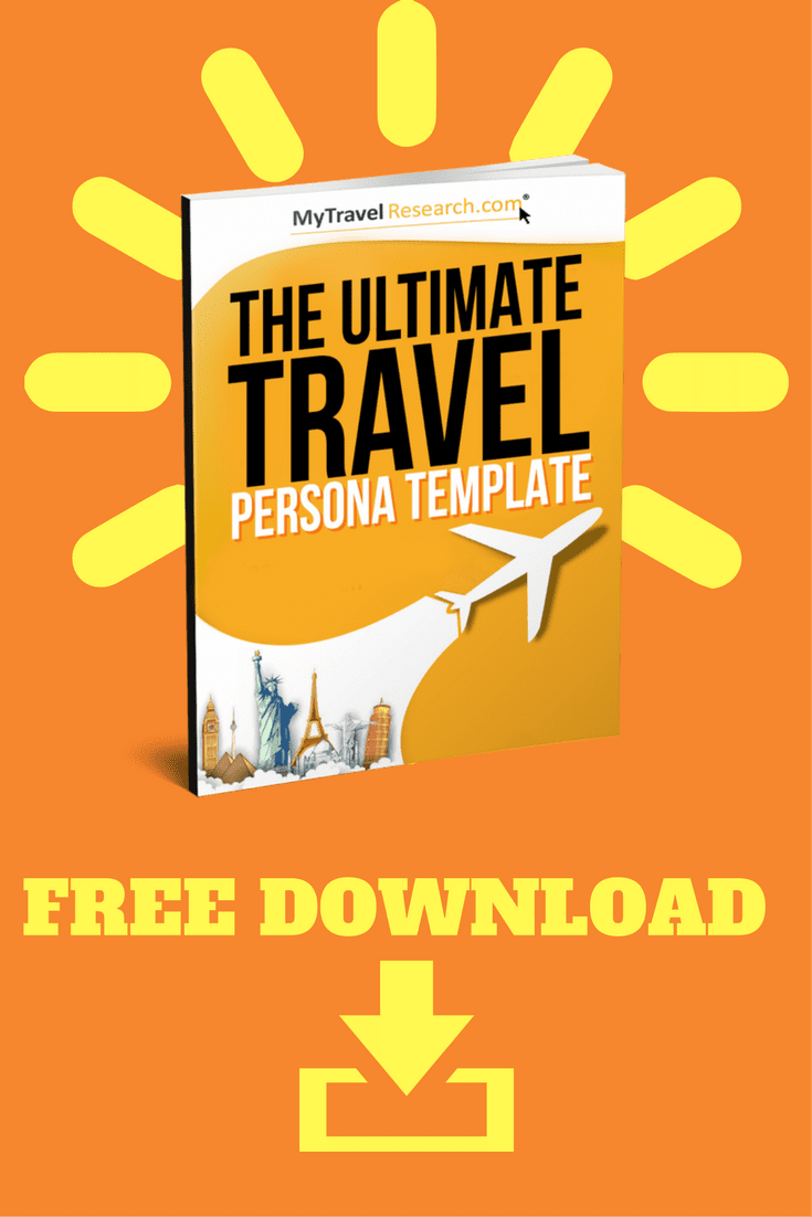 The Ultimate Travel Persona Template